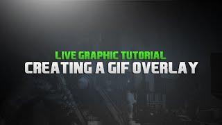 كيفية إنشاء .GIF تراكب! ث/تحدي!