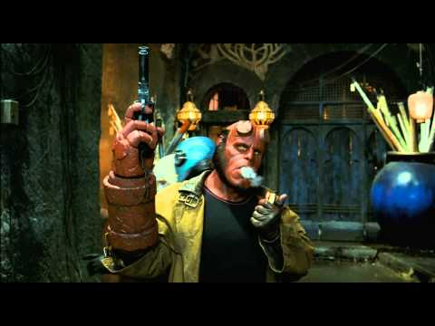 Hellboy II: The Golden Army - Official® Trailer [HD]