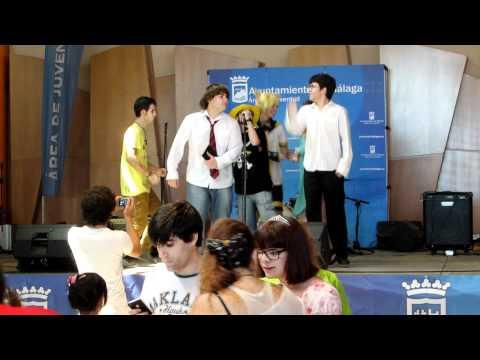Karaoke Málaga 2012