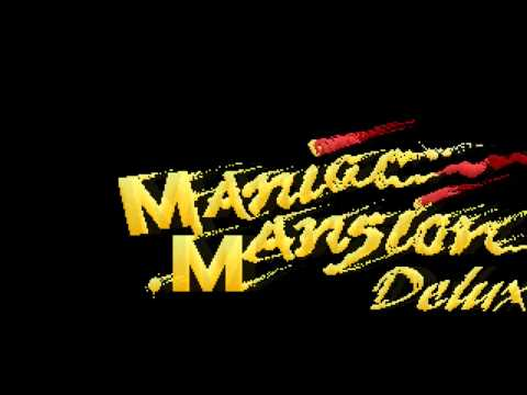 Maniac Mansion - Dos vs Deluxe INTRO HD