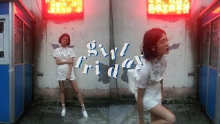 ˗ˏˋ Girl Friday • Julia Ling Kelleher ˎˊ˗