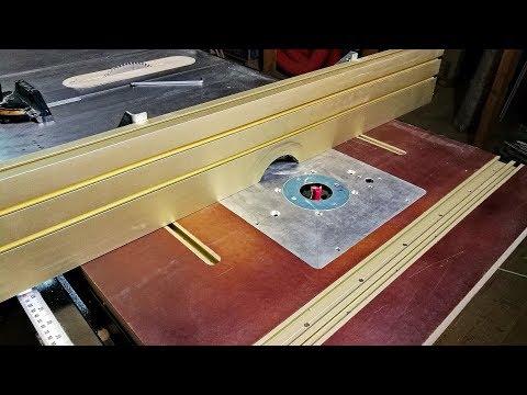Фрезерный стол для ручного фрезера своими руками видео