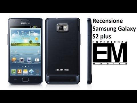 Samsung Galaxy s2 Plus Recensione ita da EsperienzaMobile