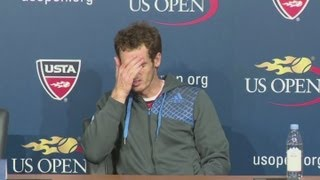 Andy Murray Crashes Out of US Open