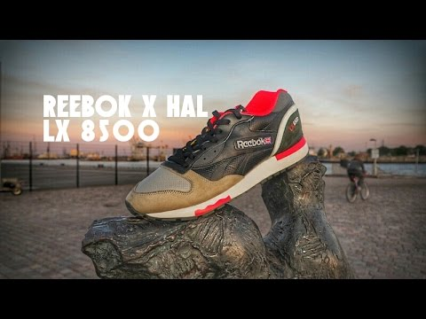 Reebok X Highs and Lows LX 8500 Review & on feet pictures
