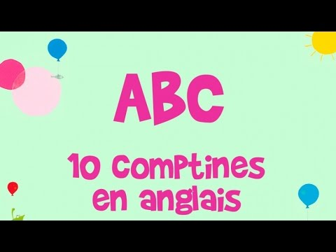 steve waring abc 10 comptines en anglais pour les enfants youtube. Black Bedroom Furniture Sets. Home Design Ideas