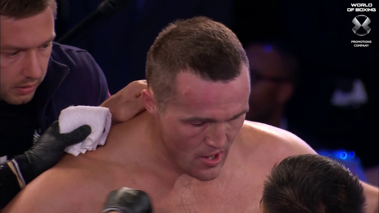 Денис Лебедев - Майк Уилсон / Denis Lebedev vs. Mike Wilson