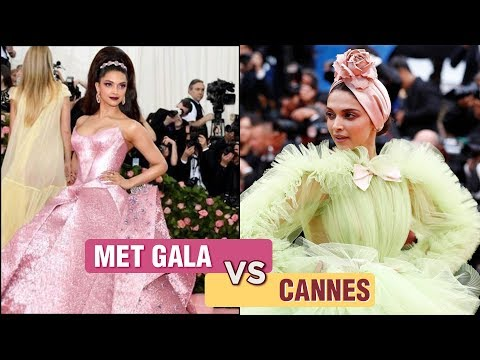 Deepika Padukone MET GALA 2019 VS Cannes 2019 | Fashion Face Off Mp3