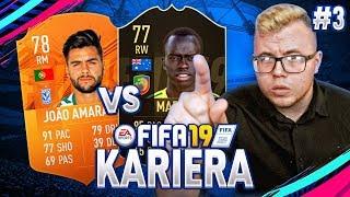 FIFA 19 | KARIERA #3 - GOL WSZECHYCZASÓW!!!