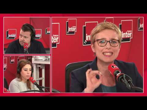 Clémentine Autain est l'invitée du Grand Entretien de France Inter
