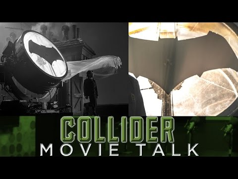 First Look At Commissioner Gordon from Justice League - Collider Movie Talk