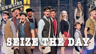 Download Newsies Live- Seize the Day Mp3