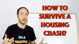 How To Survive A Canadian Housing Bubble/Recession (Real Estate Investing Strategies)