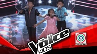 "Baixar The Voice Kids Philippines Battles ""Isang Lahi"" by Isaac, Lyca, and Lee"