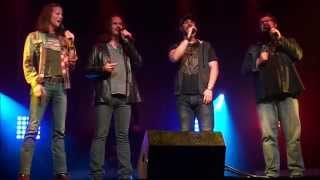 "Home Free ""Seven Bridges Road""  @ the University of MN Morris 10-9-15"