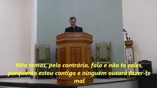 """""""A graça concedida pelos méritos de Cristo"""""""