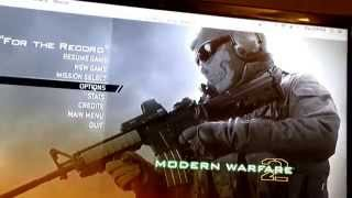 Mac mini 2011 - Call Of Duty Modern Warfare 2 - Native - Maximum settings