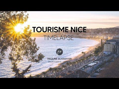 Nice Video - HD - Timelapse Côte d'Azur - Travel - Tourisme
