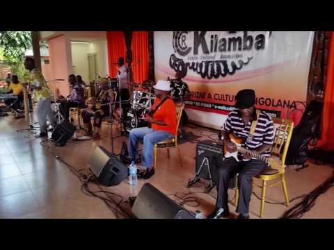 Kizaka Trip of Angola Culture. Dance. Music and More /  February 2017