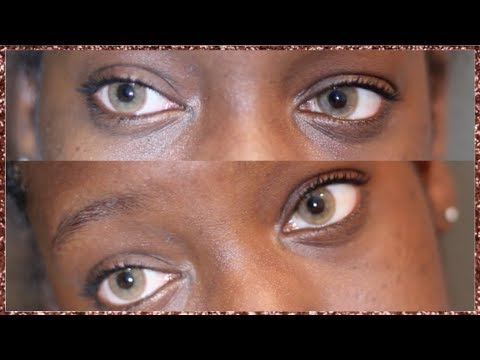 Contacts For Dark Colored Eyes Polar Lights Brown 2