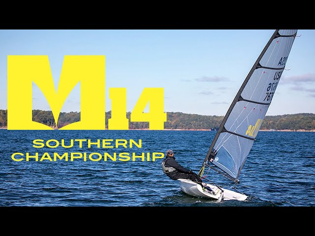 2019 Melges 14 Southern Championship