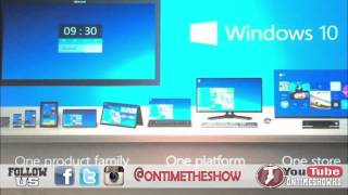Windows 10 Official Release - Microsoft Windows 10 with New Start Menu [NOT Windows 9]