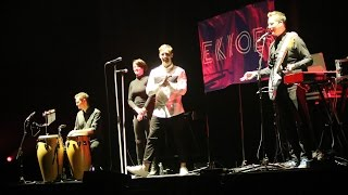 Ekkoes @ Sheffield Arena 2016 - Last Breath