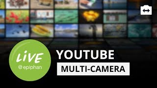 YouTube Multi-Camera Feature