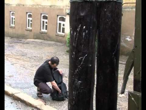 Сдача боевиков в Дербенте 27 августа 2011.avi