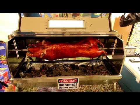 Rotisserie Roasted Pig (Lechon)
