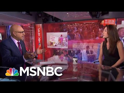 A Closer Look At The Politics Of Guns | Velshi & Ruhle | MSNBC