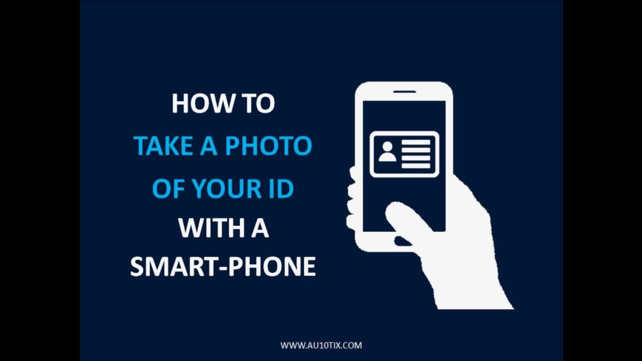 Youtube Photo A - Id Smartphone Of To How Take With Your