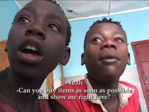 Room 11, Ethiopia Hotel  (English Subtitles)
