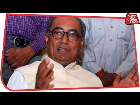 I Don't Believe In Opinion Polls Or Exit Polls, Says Digvijay Singh | AajTak Exclusive