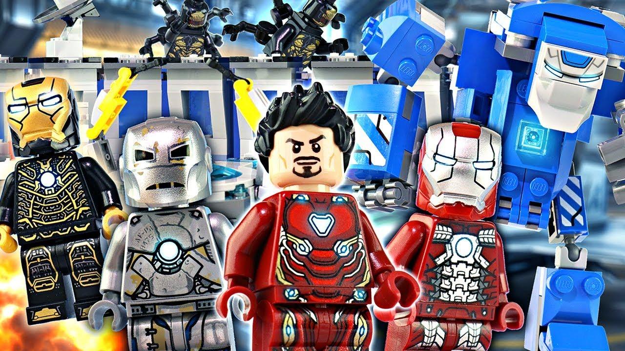 LEGO Complete Sets & Packs LEGO Marvel Avengers EndGame ...
