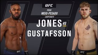 GAME UFC: Jones x Gustafsson | Cyborg x Nunes