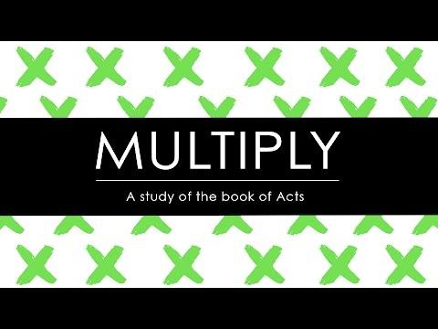 Multiply...Prayer