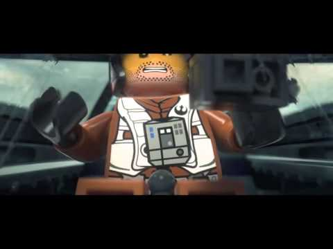 Lego Star Wars The Force Awakens Announcement Trailer Türkçe Altyazı