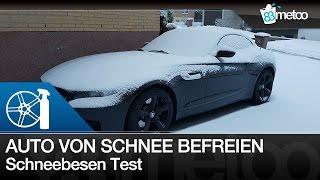 Das Fahrzeug ohne Kratzer von Schnee und Eis befreien   So befreist du dein Auto von Eis & Schnee