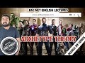 """LITERARY THEORY --  """"ARCHETYPE THEORY"""" in literature and MYTH Criticism with AVENGERS INFINITY WAR"""