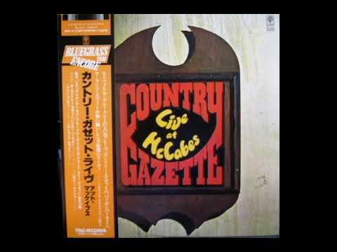 Country Gazette Live At McCabes [1975] - Country Gazette