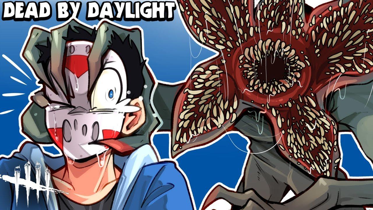 Dead By Daylight - STRANGER THINGS DLC! (New Killer, Survivors & Map!)  Demogorgon!!!!