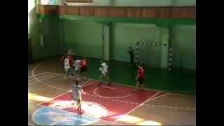 Handball.Melitopol 99 - Krasnodar 99