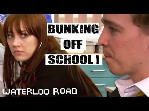 Everyone's Bunking Off School!  | Waterloo Road