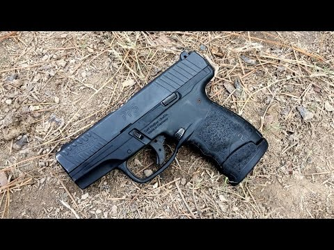 Walther PPS M2 9mm Review