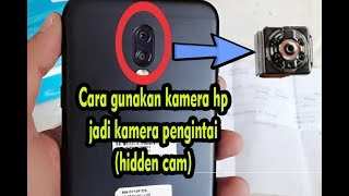 Video Cara agar kamera hp jadi hidden cam download MP3, 3GP, MP4, WEBM, AVI, FLV Juli 2018