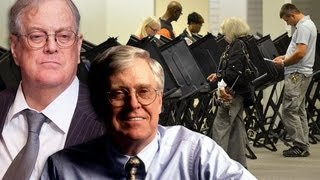 Koch Brothers to Employees: Vote Romney If You Know What