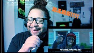 (Deji Goes OFF) Deji - Sidemen Diss Track (Official Music Video) REACTION