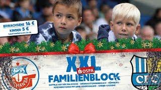 Vorgespielt - F.C. Hansa Rostock vs. Chemnitzer FC (Teil 1)