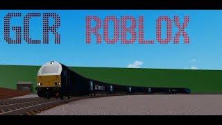 ROBLOX Grand Continental Railways GCR